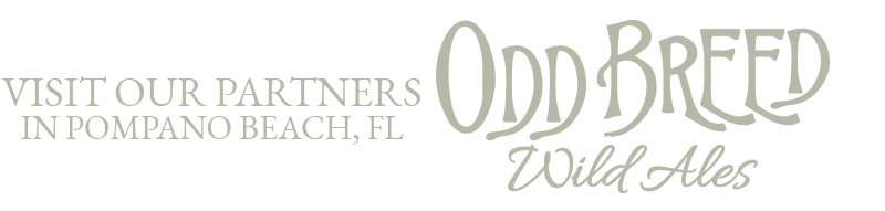 Our Partners - Odd Breed Wild Ales