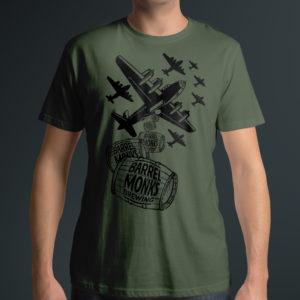Barrel of Monks BOMB Squad T-shirt