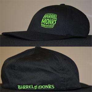 Flex Fit Hat Black 2