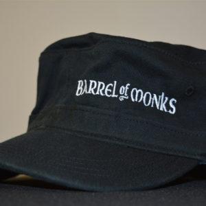 Military Hat Black