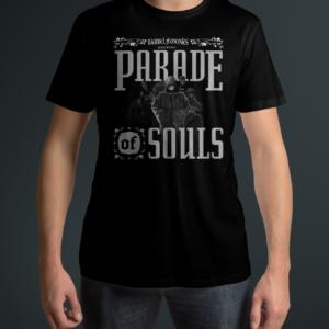 Barrel of Monks Parade of Souls Shirt
