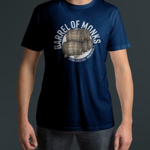 Barrel Stacks T Shirt