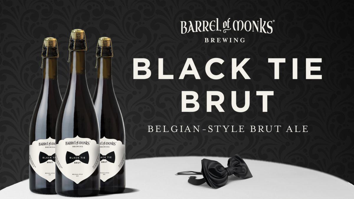 Black Tie Brut Beer Release